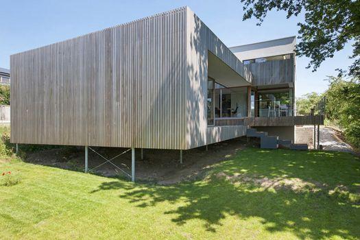 maison contemporaine avec jolie vue - Villers-Le-Bouillet / Belgique ...