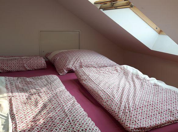 la maison de anja mitte allemagne homeexchange. Black Bedroom Furniture Sets. Home Design Ideas