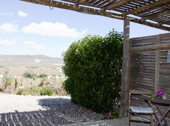 Casa rural en albaricoques nijar almer a espa a for Casa ciudad jardin almeria