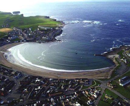 Kilrush would be a lot better if it was below in Kerry