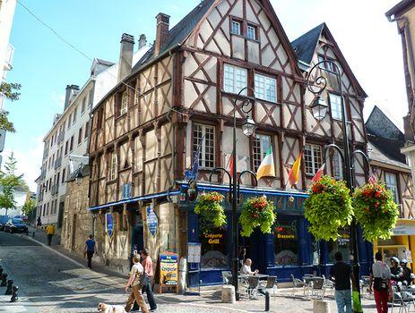 Grande Maison Bourgeoise Avec Piscine Et Jardin Bourges France