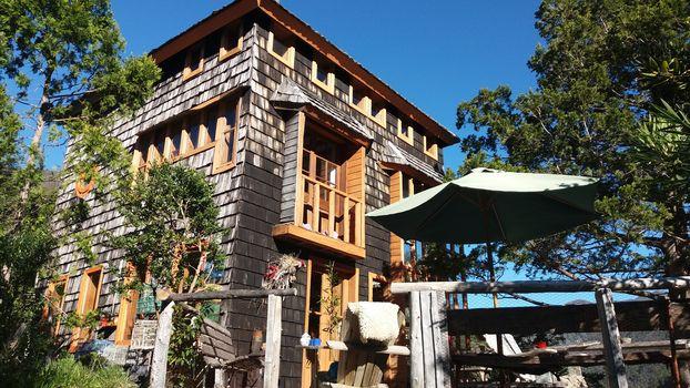 Alto Biobio Chile Cordillera Lago Cultura Ansestral Alto