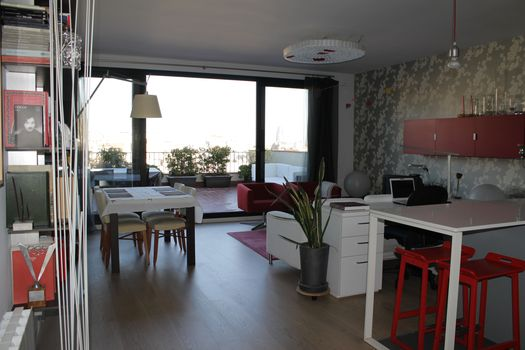 Penthouse In The Center Of Barcelona Barcelona Espagne