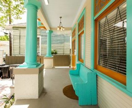 Laid Back Gem In The Bywater New Orleans Etats Unis Homeexchange