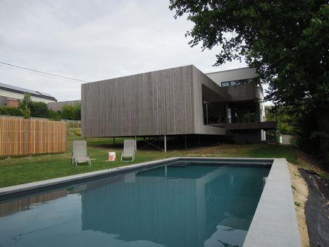 maison contemporaine avec jolie vue - Villers-Le-Bouillet ...
