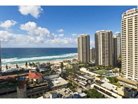 Hilton Hotel Gold Coast 3 Bedroom Apartment Surfers Paradise Australie Homeexchange