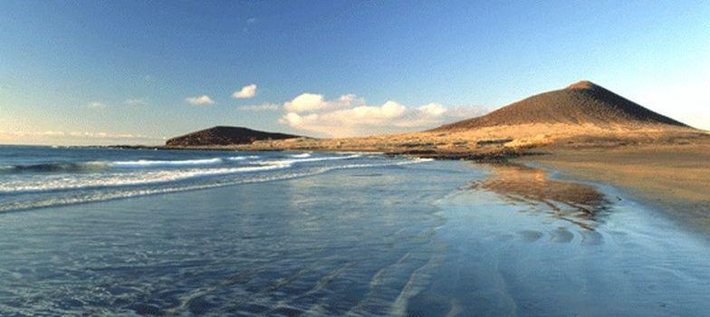 Resultado de imagen de playa arena negra fina tenerife