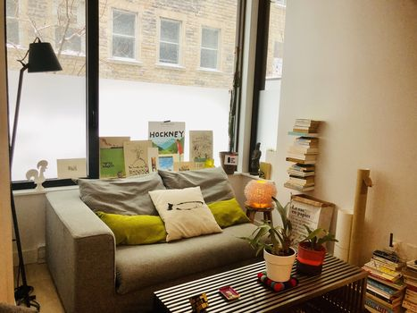Lovely Design Appartement With Terrasse In Little Italy