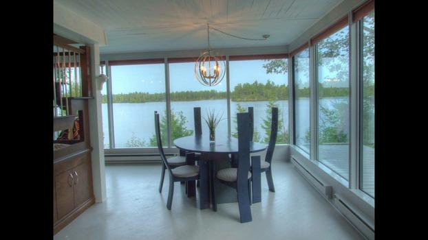 Ma Maison au Lac au Canada - Saint-Eugène-De-Guigues / Canada ...